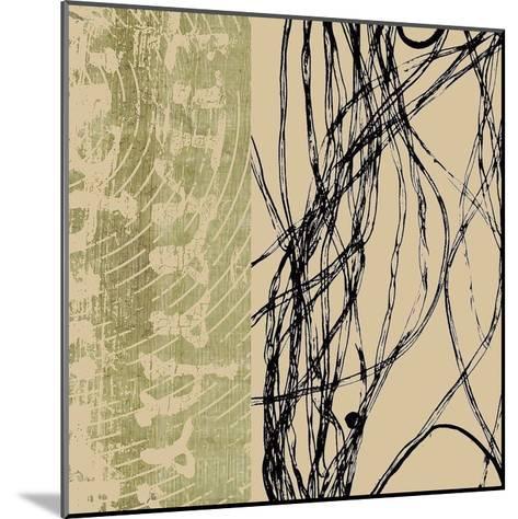 Fibers 2-GraphINC-Mounted Art Print