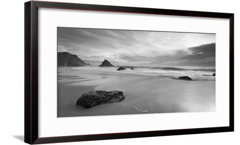 Beachview-PhotoINC Studio-Framed Art Print