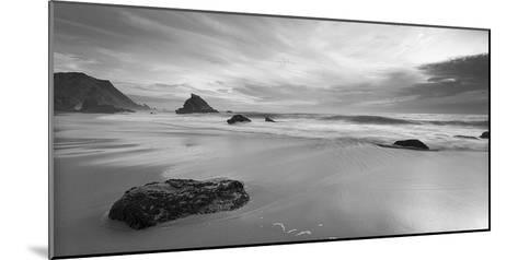 Beachview-PhotoINC Studio-Mounted Art Print