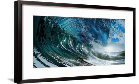 The Wave-PhotoINC Studio-Framed Art Print