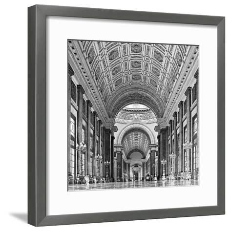 Church-PhotoINC Studio-Framed Art Print