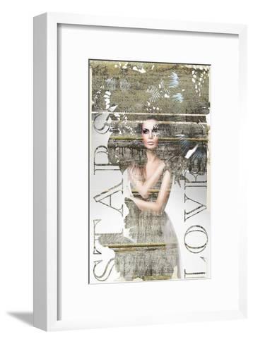 Star Lovers-GraphINC-Framed Art Print