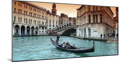 Venice-PhotoINC Studio-Mounted Art Print
