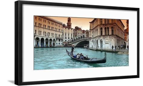 Venice-PhotoINC Studio-Framed Art Print