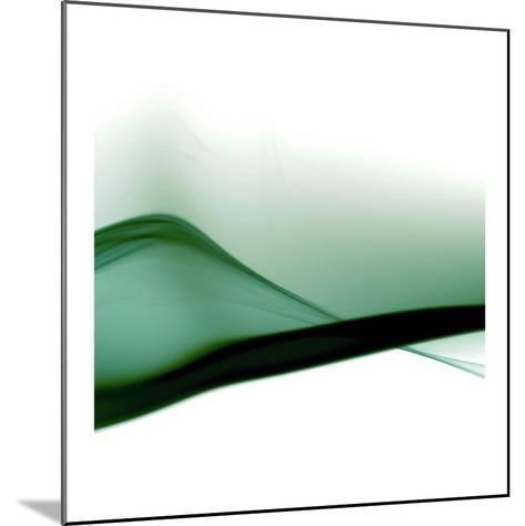 Smoke-PhotoINC Studio-Mounted Art Print