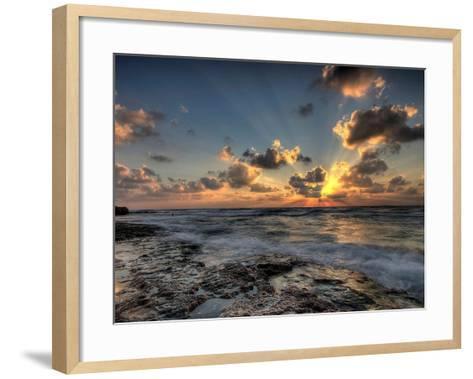 Beach-PhotoINC Studio-Framed Art Print