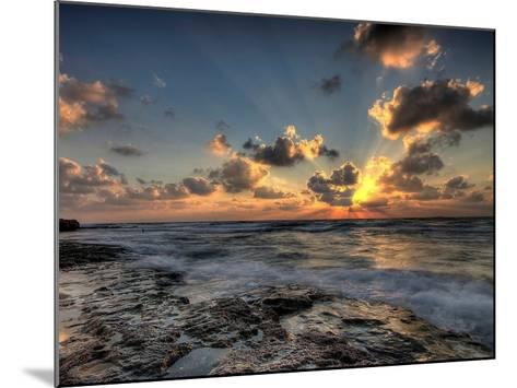 Beach-PhotoINC Studio-Mounted Art Print