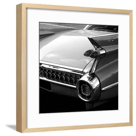 Vintage Car-PhotoINC Studio-Framed Art Print