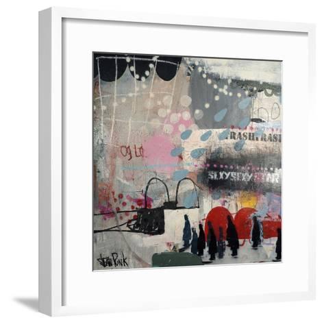 Travel-Sean Punk-Framed Art Print