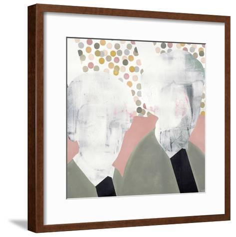 Girlfriends-Nicolai Kubel Olesen-Framed Art Print