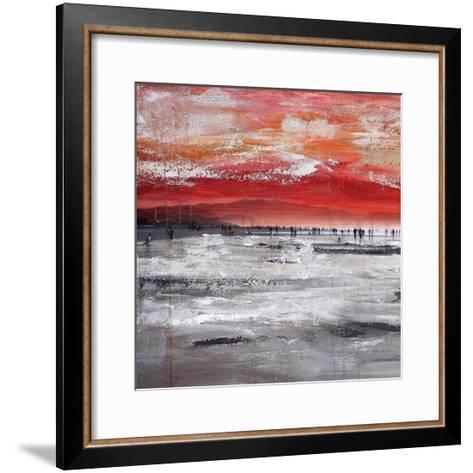 Beach IV-Clara Summer-Framed Art Print