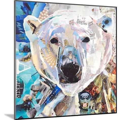 Polar Bear-James Grey-Mounted Art Print