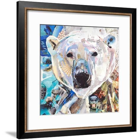 Polar Bear-James Grey-Framed Art Print