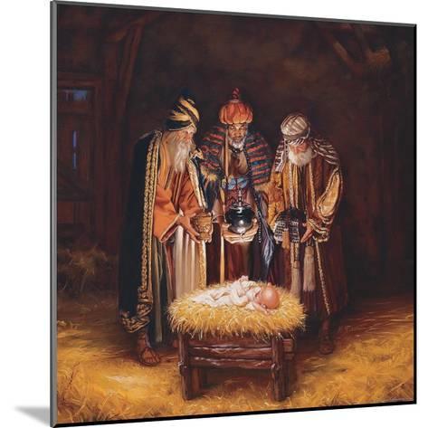 Three Wisemen-Mark Missman-Mounted Art Print