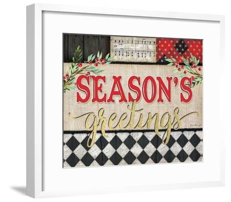 Season's Greetings-Jennifer Pugh-Framed Art Print