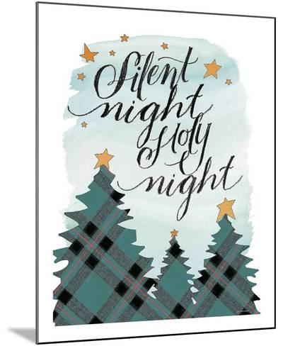 Silent Night-Jo Moulton-Mounted Art Print