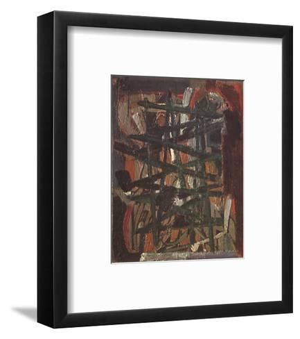Painting #1B-Nicolas De Stael-Framed Art Print
