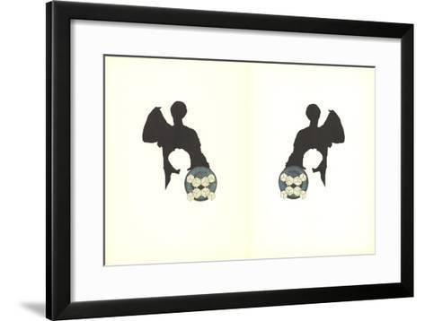 DLM No. 188 Pages 2,19-Alain Le Yaouanc-Framed Art Print