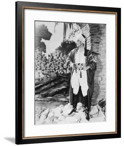 Valentino-Kenneth Alexander-Framed Art Print