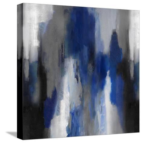 Apex Blue II-Carey Spencer-Stretched Canvas Print