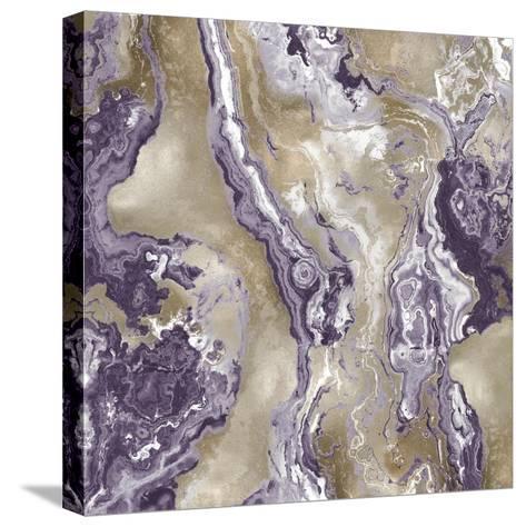 Onyx Amethyst-Danielle Carson-Stretched Canvas Print