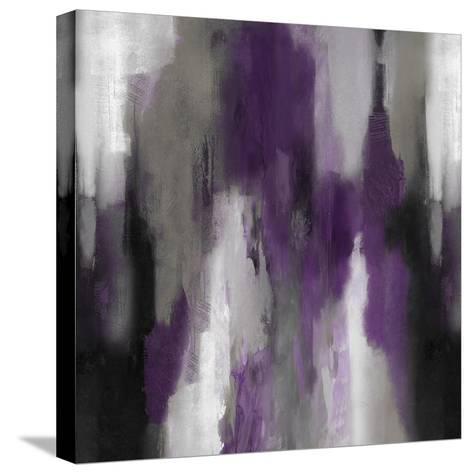 Apex Amethyst I-Carey Spencer-Stretched Canvas Print
