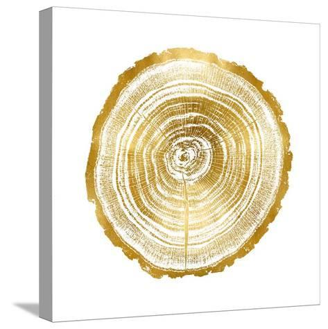 Timber Gold II-Danielle Carson-Stretched Canvas Print