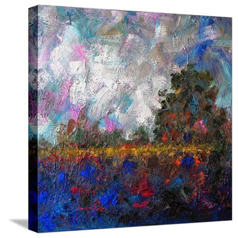 Landscape III-Joseph Marshal Foster-Stretched Canvas Print