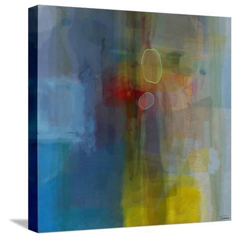 Galactic II-Michael Tienhaara-Stretched Canvas Print
