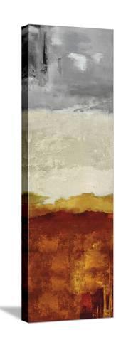 Strata - Utah--Stretched Canvas Print
