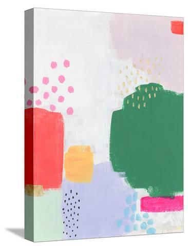 Dots and Colours - Dapple--Stretched Canvas Print