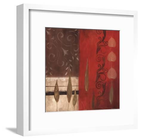 Arte Forum II-Carol Robinson-Framed Art Print