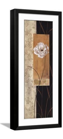 Black & Gold II-Carol Robinson-Framed Art Print
