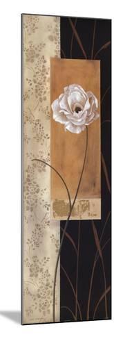 Black & Gold II-Carol Robinson-Mounted Art Print
