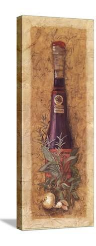 Red Wine Vinegar-Charlene Winter Olson-Stretched Canvas Print