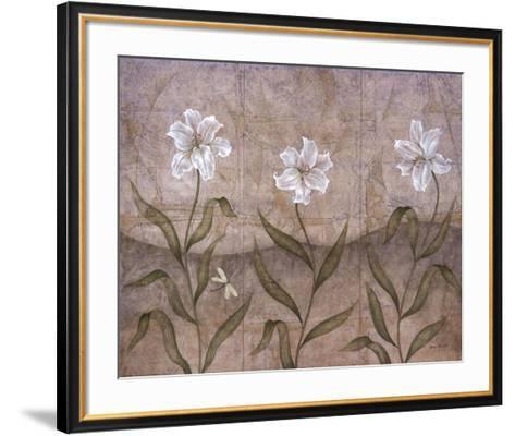 Opulence I-Jane Carroll-Framed Art Print
