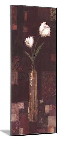 Romantic Tulip-Kate and Liz Pope-Mounted Art Print