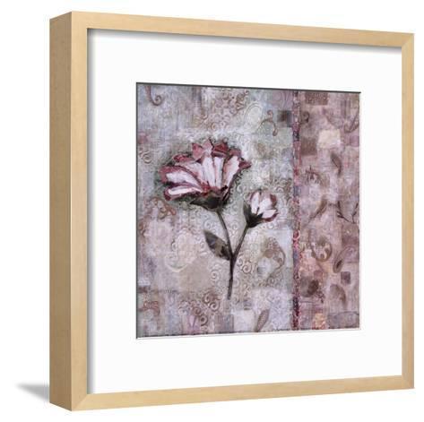 Pastel Fancy II-Kate and Liz Pope-Framed Art Print