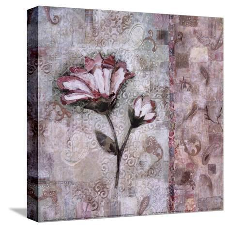 Pastel Fancy II-Kate and Liz Pope-Stretched Canvas Print