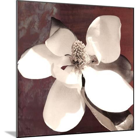 Magnolia Blue I-Katrina Craven-Mounted Art Print