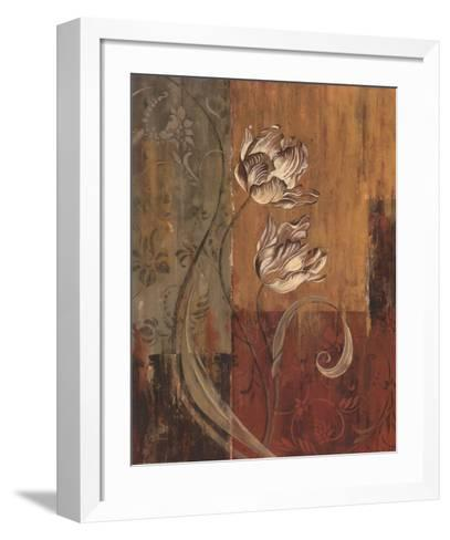 Poetic Setting I-Maria Donovan-Framed Art Print