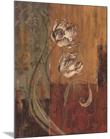 Poetic Setting I-Maria Donovan-Mounted Art Print