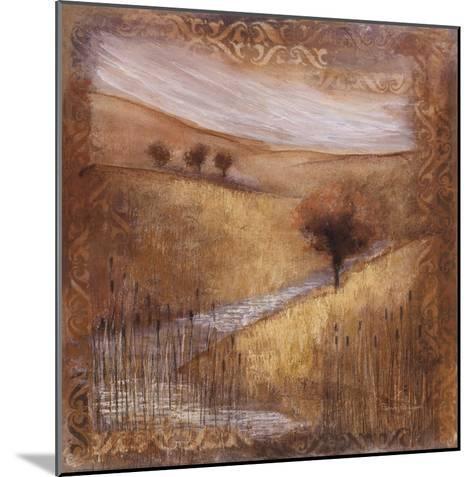 Waterside II-Rosemary Abrahams-Mounted Art Print