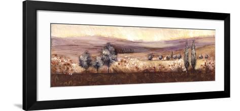 Over the Horizon I-Rosie Abrahams-Framed Art Print