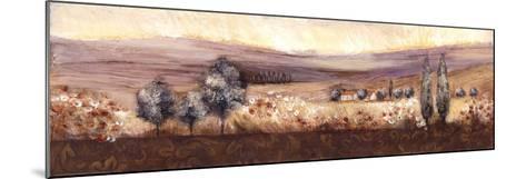 Over the Horizon I-Rosie Abrahams-Mounted Art Print