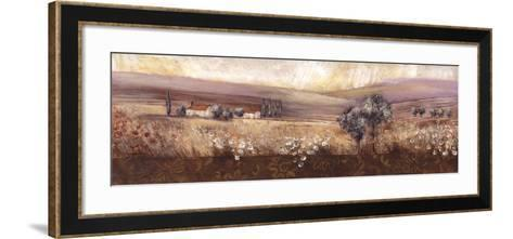 OvertheHorizonII-Rosie Abrahams-Framed Art Print