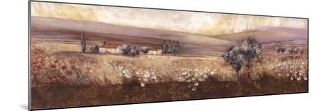 OvertheHorizonII-Rosie Abrahams-Mounted Art Print