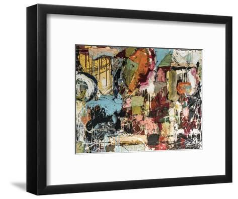 Step Back in Time-William Montgomery-Framed Art Print