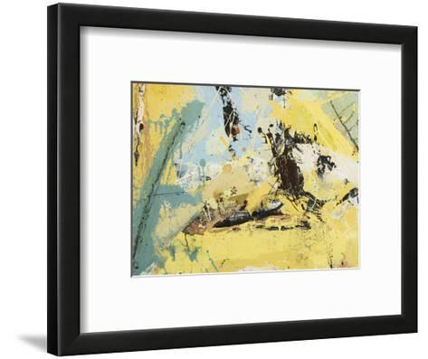 Sailing Into the Abyss-William Montgomery-Framed Art Print