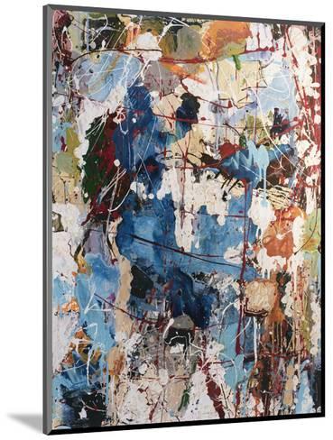 Blue View-William Montgomery-Mounted Art Print
